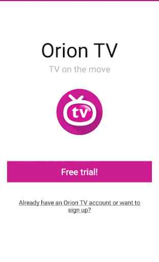 Orion TV 1