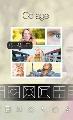 Square Pic Photo Editor-Collage Maker Photo Effect 3