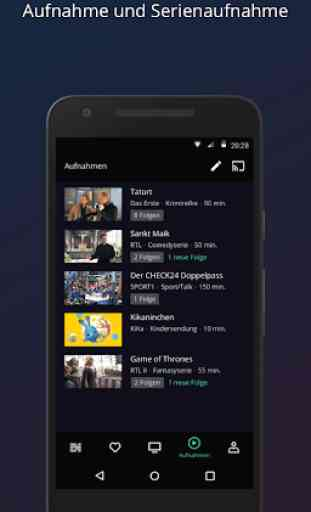 waipu.tv - Live TV-Streaming, Pay-TV & On Demand 3