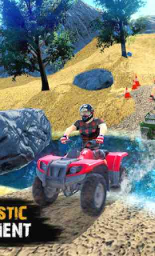 Quad Bike Offroad Mania 2019: New Games 3D 1
