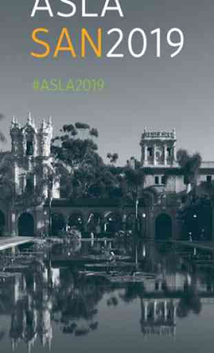 ASLA Annual Conference 2019 1