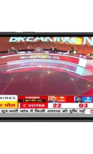 Hindi News Live TV - Breaking News Live - Live Tv 4