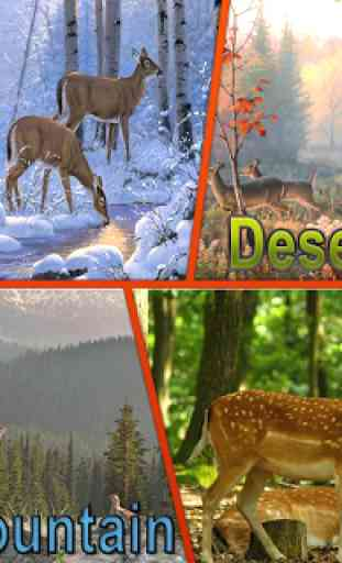 Wild Deer Hunter Adventure 2019 1