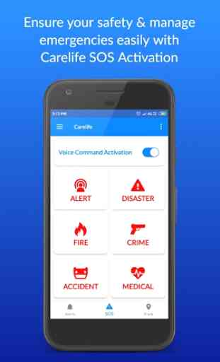 Carelife - Emergency SOS & Personal Safety App 1
