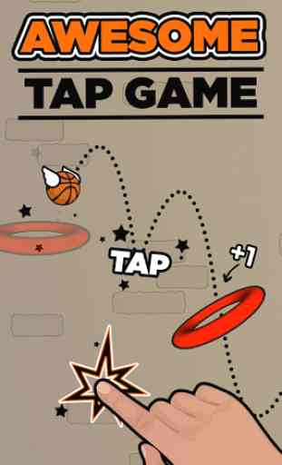Flappy Dunk 1