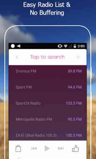 All Greece Radios in One Free 2