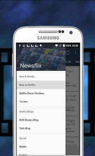 NewsFlix - Whats's new for Netflix movies 4